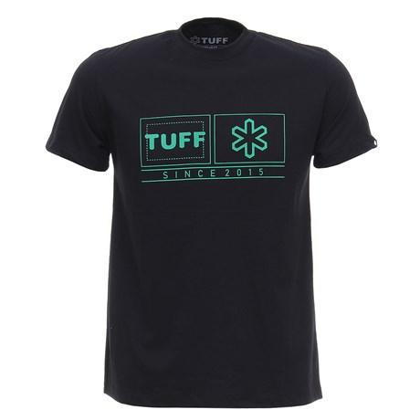 Camiseta Preta Masculina Tuff 28135