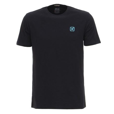 Camiseta Preta Masculina TXC 27943