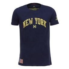 Camiseta TXC Azul Marinho Masculina New York 26557