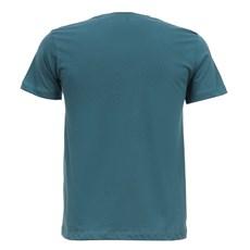 Camiseta Verde Masculina Básica Wrangler Original 28263