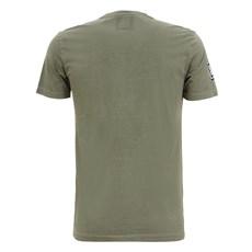 Camiseta Verde Masculina USA TXC 29356