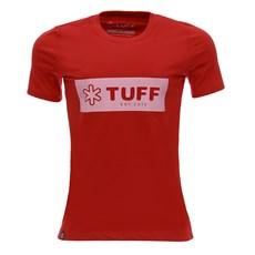 Camiseta Vermelha Feminina Básica Tuff 28360