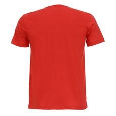 Camiseta Vermelha Masculina Básica Wrangler Original 28261