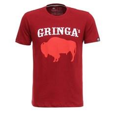 Camiseta Vermelha Masculina Gringa's Western Original 27886