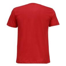 Camiseta Vermelha Masculina Original Wrangler 28240