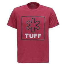 Camiseta Vermelha Mescla Masculina Tuff 28815