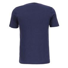 Camiseta Wrangler Masculina Azul Marinho Original 27040