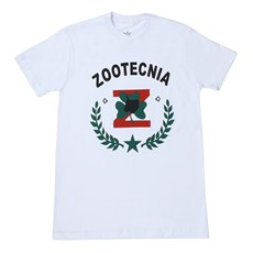 Camiseta Zootecnia Masculina Branca - Top Bulls 17529