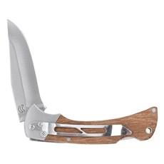 Canivete Cimo Huffero em Aço Inox com Cabo de Madeira 27323