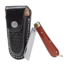 Canivete com Bainha Preta Bordada Rodeo West 19829