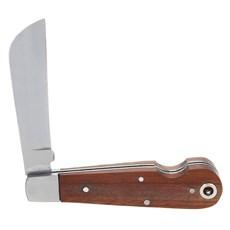Canivete em Aço Inox com Lâmina Lisa Cimo 27857