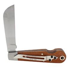 Canivete em Aço Inox com Lâmina Lisa Cimo 27858