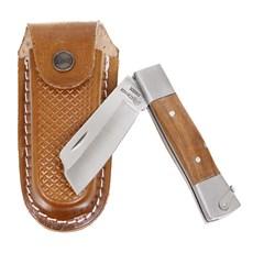 Canivete em Aço Inox Lâmina Lisa Cimo 29110
