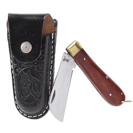 Canivete Grande com Bainha Rodeo West 19819