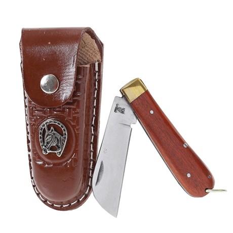 Canivete Grande com Bainha Rodeo West Marrom 19816