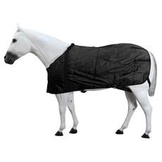 Capa Protetora para Cavalo Preta Boots Horse 29168