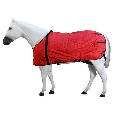 Capa Protetora para Cavalo Vermelha Boots Horse 29166