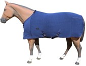 Capa Térmica para Cavalo Metalassê Azul Marinho - Henri de Rivel 17896