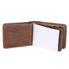 Carteira com Porta Cheques de Couro DH Couros 23180