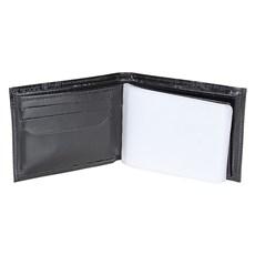 Carteira de Couro com Porta Cheques DH Couros 23178