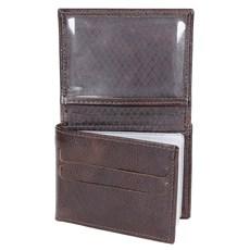 Carteira de Couro com Porta Habilitação DH Couros 23166