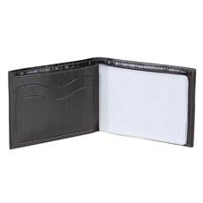 Carteira de Couro Masculina Pequena DH Couros 24059