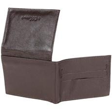 Carteira Masculina Fabricada em Couro Legítimo - DH Couros 17316