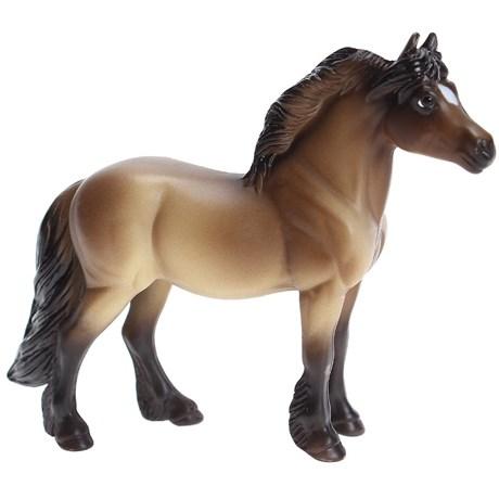 Cavalo Pônei Highland Breyer Stablemates 17717