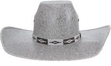 Chapéu Aba Larga Country Texas Diamond Carijó Ultimate 20859