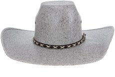 Chapéu Aba Larga Country Texas Diamond Carijó Ultimate 20863