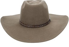 Chapéu Aba Larga Texas Diamond Castor 21004