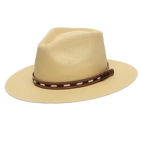 Chapéu Amarelo Estilo Fedora Texas Diamond 25514