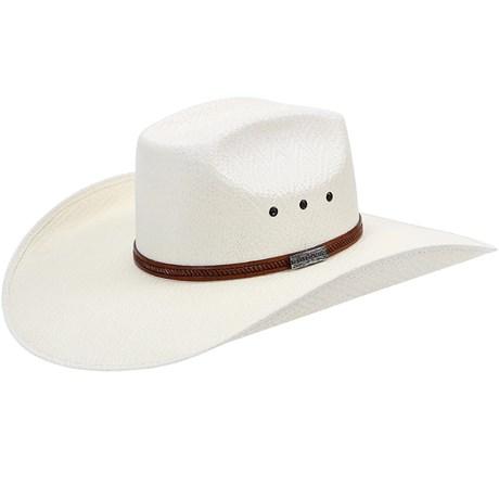Chapéu Branco Dakota Copa Quadrada Texas Diamond 21090