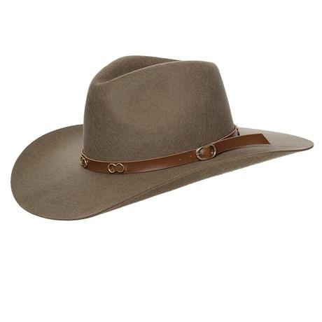 Chapéu Cavalgada de Feltro Castor Texas Diamond 25272