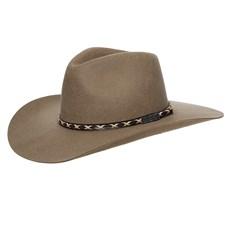 Chapéu Cavalgada de Feltro Castor Texas Diamond 25273