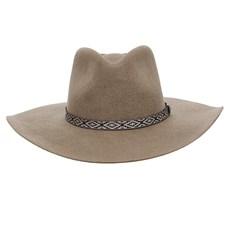 Chapéu Cavalgada de Feltro Castor Texas Diamond 26277