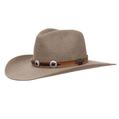 Chapéu Cavalgada de Feltro Castor Texas Diamond 30082