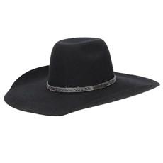 Chapéu Copa Alta 30X Texas Diamond Preto 22809