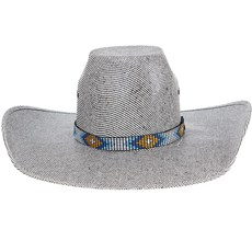 Chapéu Copa Alta Country Texas Diamond Carijó 20864