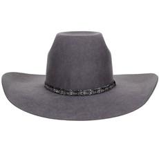 Chapéu Copa Alta Texas Diamond Cinza 20784