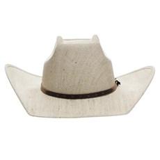 Chapéu Copa Quadrada Bandinha com Recorte Losango Texas Diamond 24871
