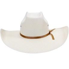 Chapéu Copa Quadrada Fita Dourada Texas Diamond 21084