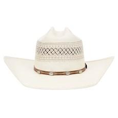 Chapéu Country 20X Rendado e Bandinha com Apliques Texas Diamond 28898