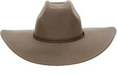 Chapéu Country Aba Larga Copa Quadrada Texas Diamond 21025