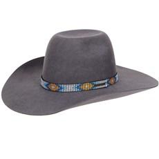 Chapéu Country Cinza Texas Diamond 20782