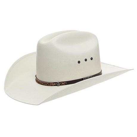 Chapéu Country Com Bandinha Detalhe Onça Texas Diamond 24805