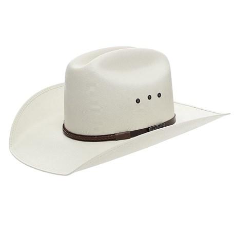 Chapéu Country Com Bandinha Marrom Trançada Texas Diamond 24806
