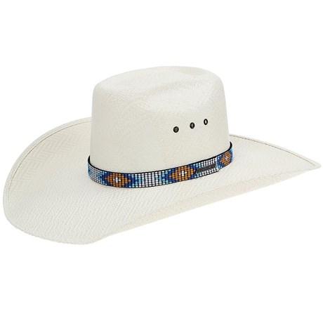 Chapéu Country Copa Alta Texas Diamond Renegade 20845