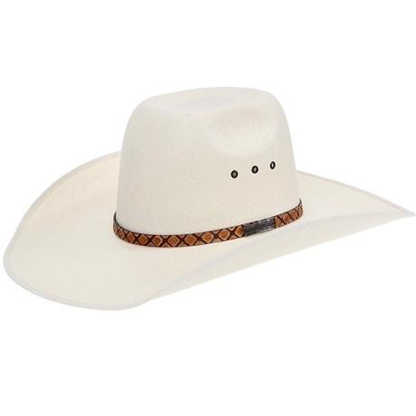 Chapéu Country Copa Alta Texas Diamond Ultimate 20852