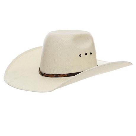 Chapéu Country Copa Alta Texas Diamond Ultimate 24348